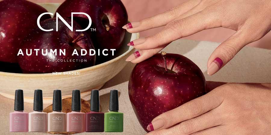 CND™ Autumn Addict Collection