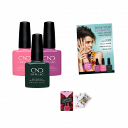 The Prismatic Collection Shellac