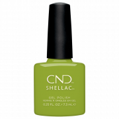 CND™ Shellac™ Crisp Green 7,3 ml
